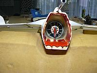 Name: P1100198.JPG Views: 14 Size: 346.4 KB Description: Properly sealed off  rear  thrust tube over the fan unit took  lot of attention to  get the best out of it.