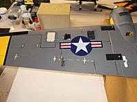 Name: Additional Aileron hinge install.jpg Views: 8 Size: 454.0 KB Description: Add on Ail. hinges.