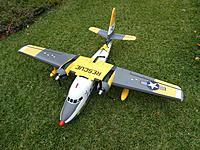 Name: Ready for range check.jpg Views: 13 Size: 1.44 MB Description: Fully modified Albatross.