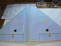 Name: P1050156.jpg Views: 123 Size: 120.2 KB Description: Final coat of paint will complete my wing.