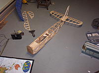 Name: Building Biplane2 011.jpg Views: 101 Size: 1.14 MB Description: The fuselage frame with the servo mounts in