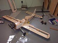 Name: Building Biplane2 023.jpg Views: 145 Size: 1.15 MB Description: Triel fit