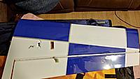 Name: Left Wing Bottom damage.jpg Views: 55 Size: 1.08 MB Description: