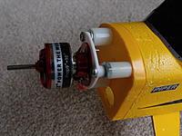 Name: DSCF0345 1500 X 1125.jpg Views: 91 Size: 160.1 KB Description: Flyzone J3 re-powered