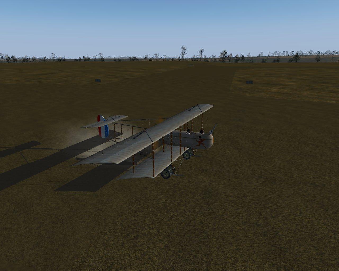 A few more Flightgear screenshots