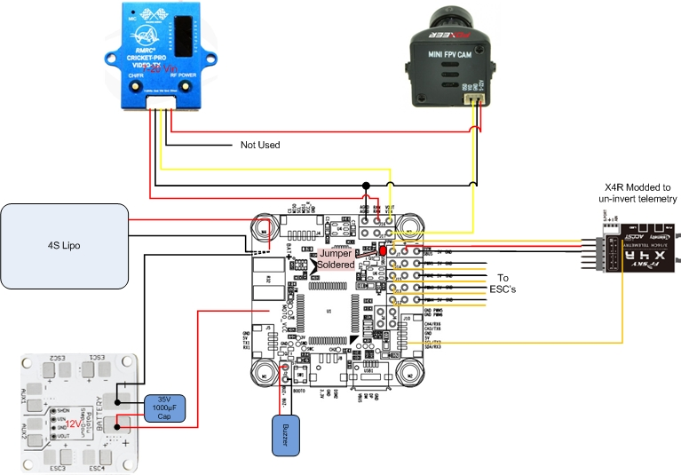 Omnibus F3 Wiring Diagram from static.rcgroups.net