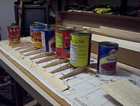 Name: Spirit 2m 007.jpg Views: 428 Size: 300.1 KB Description: Good 'ol canned food and yellow glue.