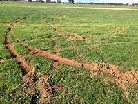 Name: runway damage.jpg Views: 99 Size: 204.0 KB Description: More idiot damage...
