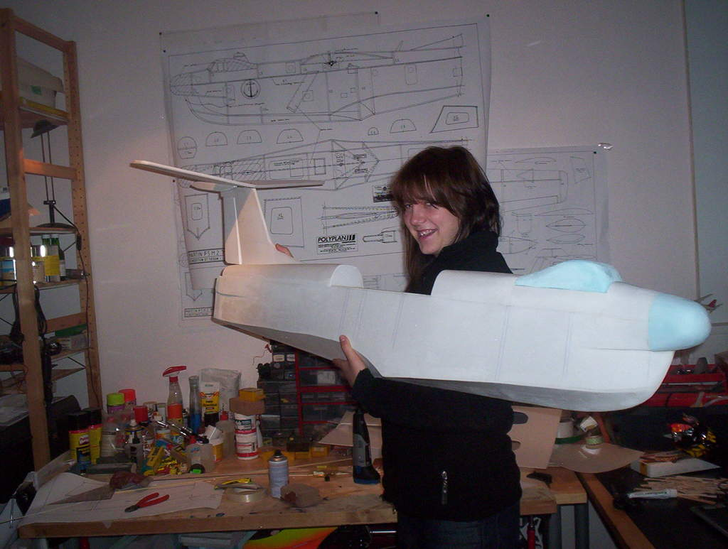 looking for low speed Airfoil for scale flying boat - RC Groups