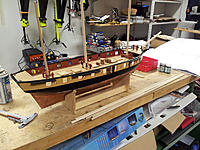 Name: 20121122_175401.jpg Views: 271 Size: 96.2 KB Description: boat recovery rub strakes ? and entry steps both sides.. oh yea and chain plates