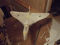 Name: Vulcan ready for paint (1).JPG