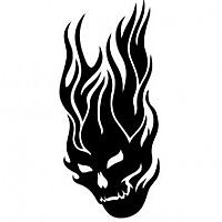 Name: 1812_-_Flaming_Skull_5_Vinyl_Sticker__78473_std.jpg