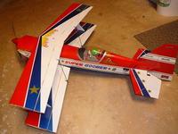 Name: P1050843.jpg Views: 348 Size: 93.5 KB Description: Best bipe in the fleet!!! 94 Flights, 1 Crash. Sold.