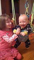 Name: bouncysibs1.jpg Views: 246 Size: 97.7 KB Description: Vivian & Charles... the two BEST kids a dad could ever want!!