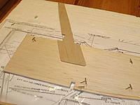 Name: Photo 6.JPG Views: 47 Size: 2.83 MB Description: Laminated cabane struts fit snugly into cut-outs in the fuselage sides, and then are further secured with ply scabs on the inner fuselage surface.
