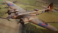 Name: In Flight.jpg Views: 29 Size: 34.9 KB Description: Blenheim Mk IV nose.  Va-va-voom!
