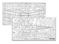 Name: Bucker Jungmeister Plan.jpg Views: 97 Size: 68.5 KB Description: The biggest short kit I've cut to date is this Dave Platt 1/4 Scale Jungmeister.
