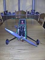 Name: HPIM2681.jpg Views: 182 Size: 90.7 KB Description: Tiger 60 with a Saito FA80 swinging a 13x6 APC prop.