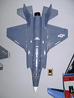 Name: PICT0682.jpg Views: 296 Size: 53.8 KB Description: Hobby-Lobby F-35 TV 70mm J-Power BL Motor w/HobbyWing 60a ESC.