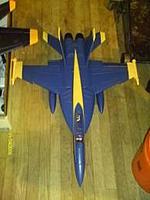 Name: IMAG0280.jpg Views: 282 Size: 8.8 KB Description: Max Jet - F/A 18 64mm EDF 3s Setup