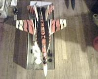 Name: IMG00119[1].jpg Views: 265 Size: 7.8 KB Description: J-Power F-18 Canadian Tiger Scheme 3s 64mm Setup.  This Model is Discontinued.