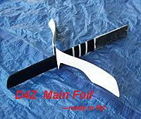 Name: D4Z main and rudder foils ready to fly 003.JPG