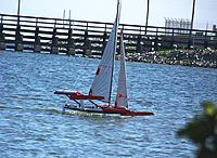 Name: MPX Fire Arrow-First Full Flying Foiling on video-7-24-14 012 (1).JPG