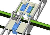 Name: servo  layout.jpg Views: 382 Size: 68.8 KB Description: Sketch-up layout of servo deck