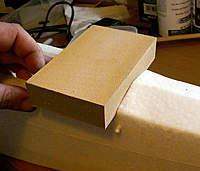 Name: saddle-1.jpg Views: 434 Size: 108.5 KB Description: Hold sponge at a perfect 90 degree angle so that you don't have any offset.