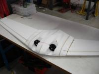 Name: EDF WING.jpg Views: 1476 Size: 23.6 KB Description: framed up wing.. still needs lots of work..hopefully next weekend she will fly
