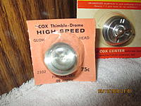 Name: 3 COX PLUGS 2.JPG