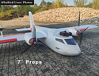 Name: Finwinghobby Albabird FPV Aircraft User photos03.jpg Views: 76 Size: 116.1 KB Description: