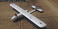 Name: Finwing Sabre FPV aircraft built by Cyrus.jpg