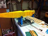 Name: image.jpg Views: 49 Size: 199.0 KB Description: Gordon Whitehead Fokker D7 lower wing fitting,