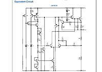 Name: lm78l05.jpg Views: 242 Size: 93.1 KB Description: LM78L05 equivalent circuit from NATIONAL datasheet.
