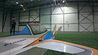 Name: Practice03.jpg Views: 438 Size: 434.2 KB Description: Some balsa props on my new carbon plane
