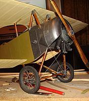 Name: Picture 004.jpg Views: 80 Size: 179.2 KB Description: Nieuport 12   Scratch Built