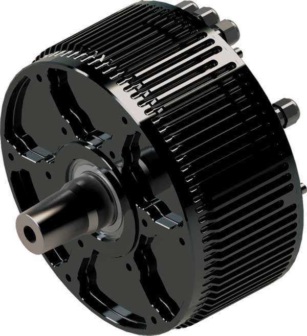 Joby motors for Electric motor for aircraft