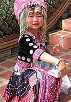 Name: .jpg Views: 65 Size: 249.0 KB Description: A little Thai girl in native dress.