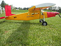 Name: DSCN1414.jpg Views: 153 Size: 312.1 KB Description: My 3rd and first scale build, a Tritle Pilatus Porter.