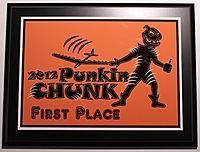 Name: PLQ_First Place.jpg Views: 63 Size: 184.2 KB Description: 2012 Atlanta Punkin Chunk - First Place