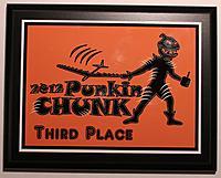Name: PLQ_Third Place.jpg Views: 61 Size: 171.1 KB Description: 2012 Atlanta Punkin Chunk - Third Place