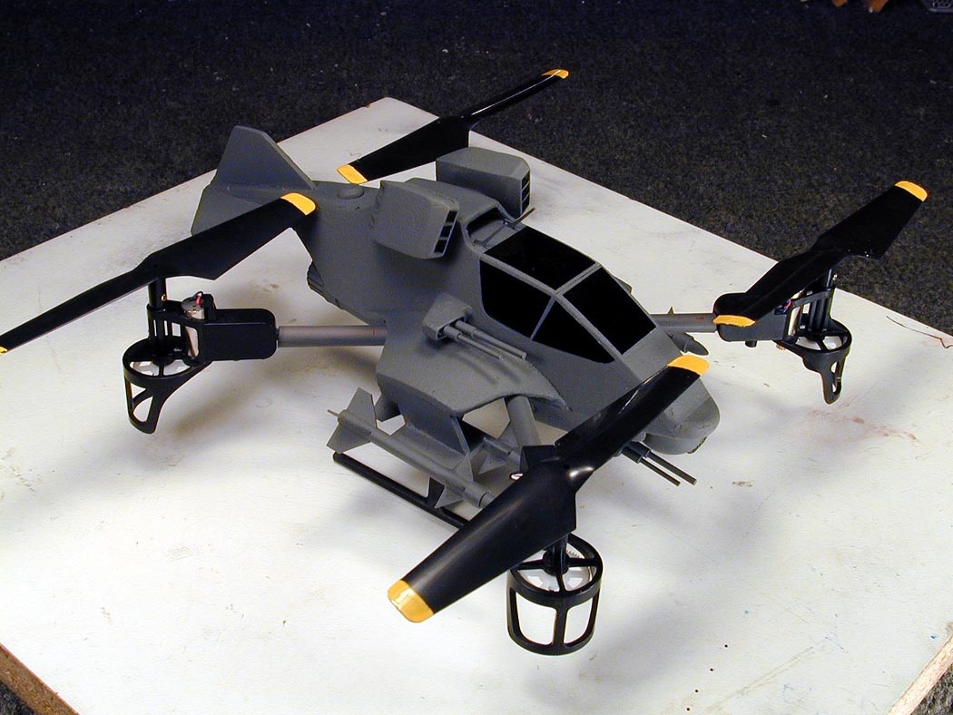 This image has been resized. Click this bar to view the full image. The original image is sized 1050x788. & Build A Tricopter - Page 1038 - RC Groups