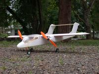 Name: white foam with GWS ips, ready to fly.jpg Views: 518 Size: 55.7 KB Description: