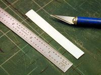 "Name: 1, cut splice stip three inches by three eights inch.jpg Views: 347 Size: 132.5 KB Description: 1, cut splice strip 3"" by 3/8"""