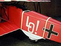 Name: 5, Standard EyePod mounted on Fokker Slow Flyer.jpg Views: 396 Size: 86.0 KB Description: Standard EyePod mounted on Fokker Slow Flyer