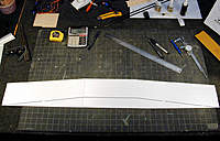 Name: 8, Top of Wing Camber to be Sanded.jpg Views: 498 Size: 107.6 KB Description: Top of Wing Camber to be Sanded