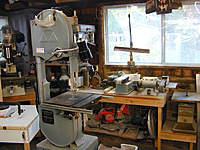 Name: 13, Shop, Band Saw & Bench Tools.jpg Views: 552 Size: 124.7 KB Description: Shop, Band Saw & Bench Tools