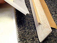 Name: 13, LE Groove with slotting sled tool.jpg Views: 415 Size: 138.3 KB Description: LE Groove with slotting sled tool