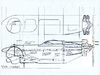 Name: top, bottom and side views with engine, small file.jpg Views: 451 Size: 72.3 KB Description: